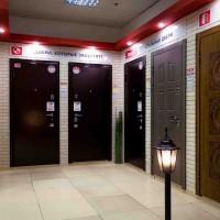 Салон входных дверей