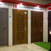 Выставка стальных дверей
