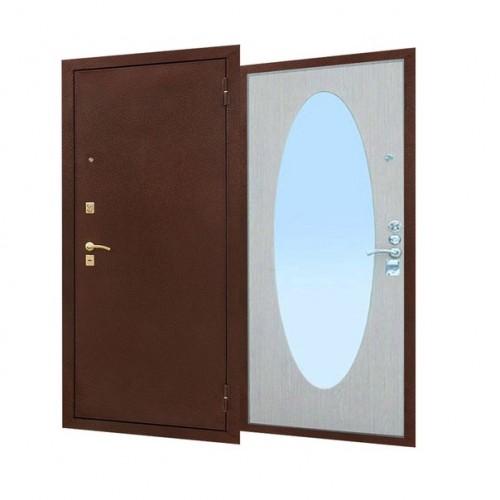 Дверь Дорман с Зеркалом