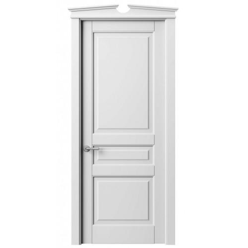 Дверь Toscana Plano 6305 Бук белоснежный