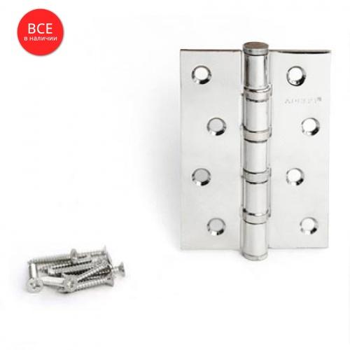 Петля Аpecs (ун.) 100*70 -B4-Steel-CR хром