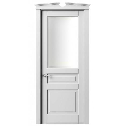 Дверь Toscana Plano 6304 Бук белоснежный