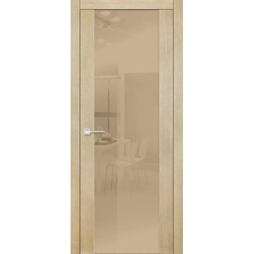 Дверь Quadro 6017 Дуб карамельный