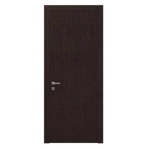 Дверь натуральный шпон 0010 Венге верт