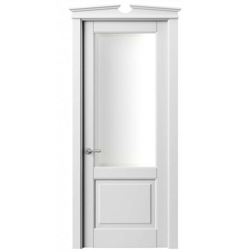 Дверь Toscana Plano 6302 Бук белоснежный