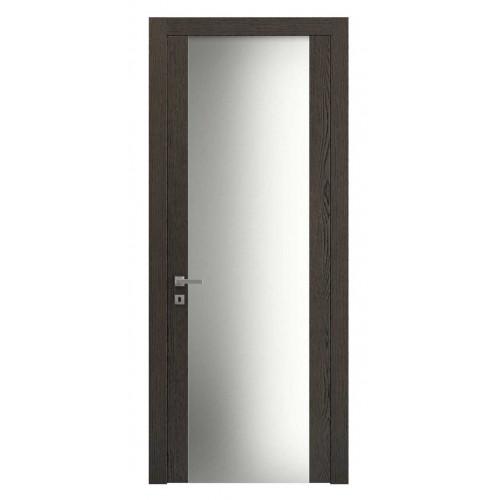 Дверь натуральный шпон 4114 Дуб Пепельный верт