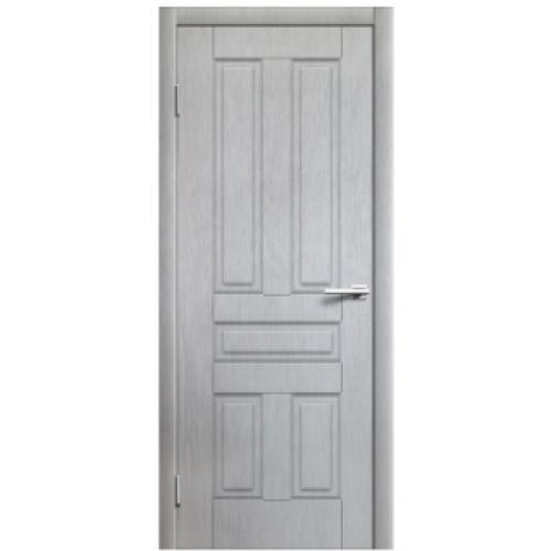 Двери Юкка Квадро К6 Белая сосна Глухая
