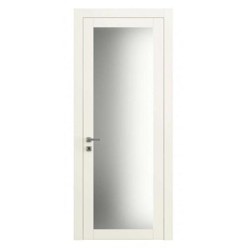 Дверь Planum 2102 Матовая Молочно-Белая
