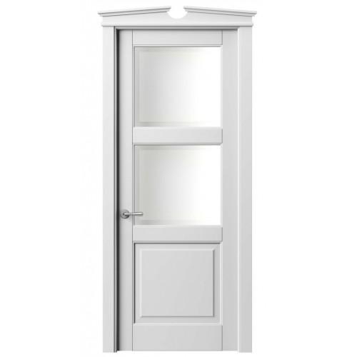 Дверь Toscana Plano 6308 Бук белоснежный