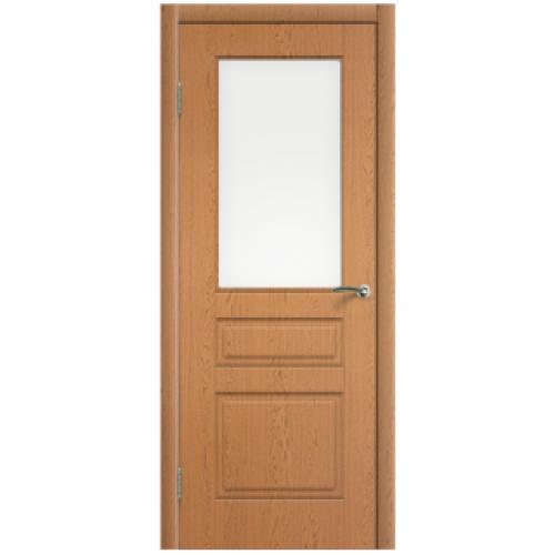Двери Юкка Квадро К7 Дуб натуральный мателюкс