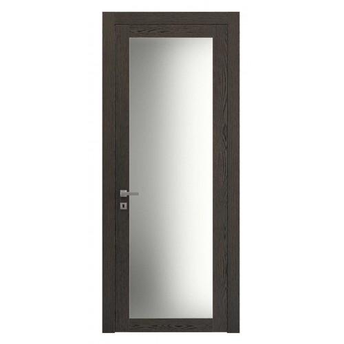 Дверь натуральный шпон 2102 Дуб Пепельный верт