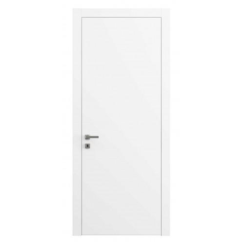Дверь 0010 Матовая Белоснежная