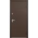 Двери с терморазрывом Снегирь 60 MP TS-7/горячий шоколад