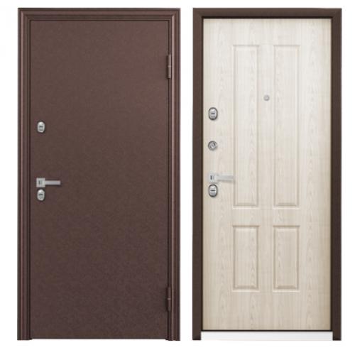 Входная дверь Torex Snegir MP (капучино/TS-8)