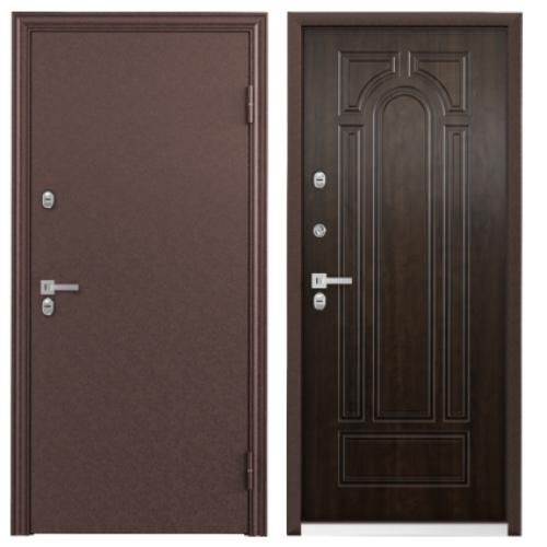 Входная дверь Torex Snegir MP (капучино/TS-7)