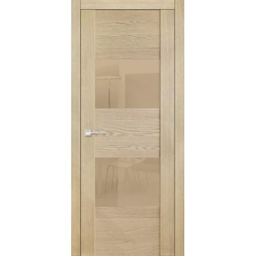 Дверь Quadro 6015 Дуб карамельный