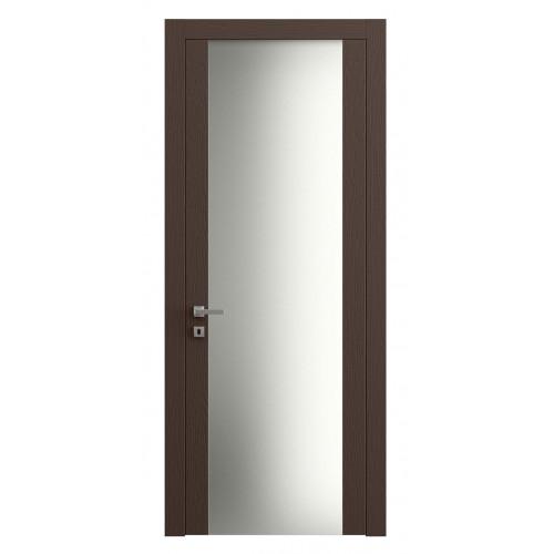 Дверь Planum 4114 Ясень Шоколад верт