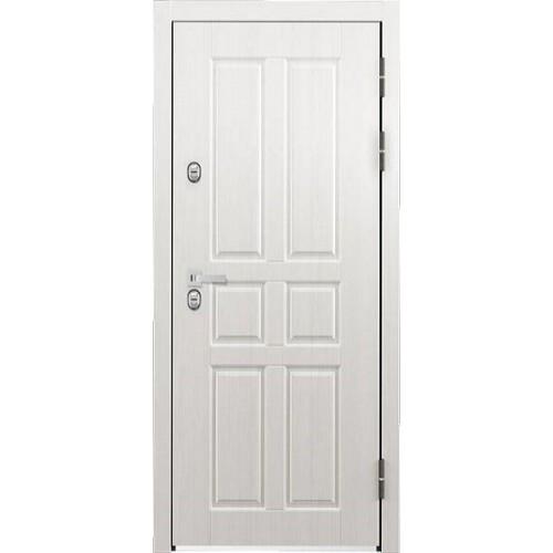 Двери с терморазрывом уличные Снегирь 60 PP