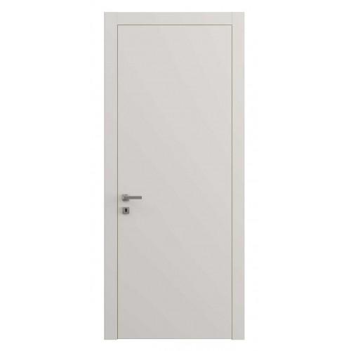 Дверь Planum 0010 Матовый Серый