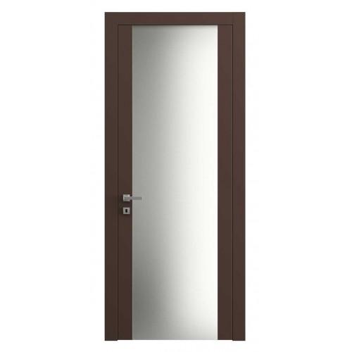 Дверь Planum 4114 Матовый Шоколад