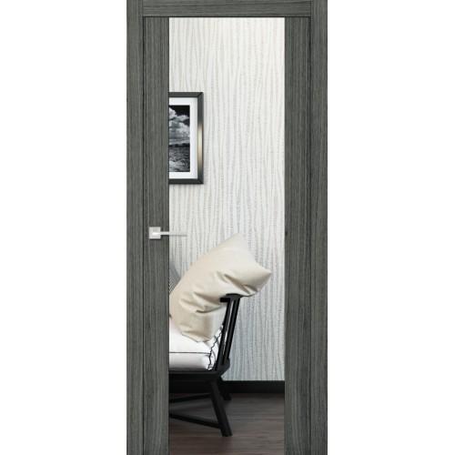 Дверь Quadro 6017 с зеркалом
