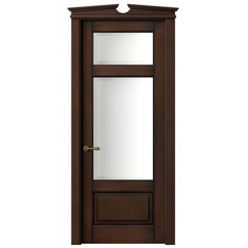 Дверь Toscana Plano 6306 Бук темный с патиной