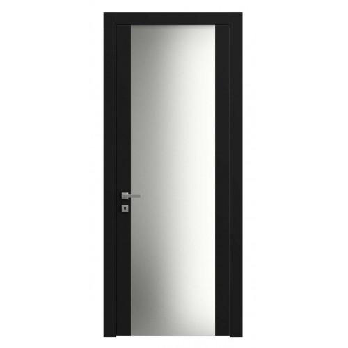 Дверь Planum 4114 Матовый Чёрный