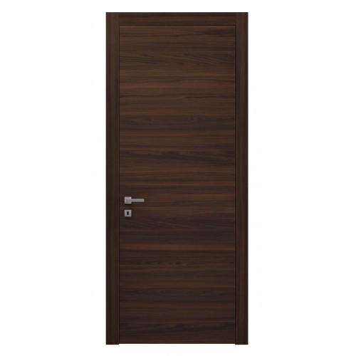 Дверь Planum Ciplex 0010 Шоколадный Ясень горизонт