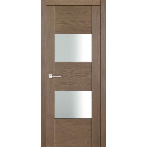 Дверь Quadro 6012 Дуб Дымчатый