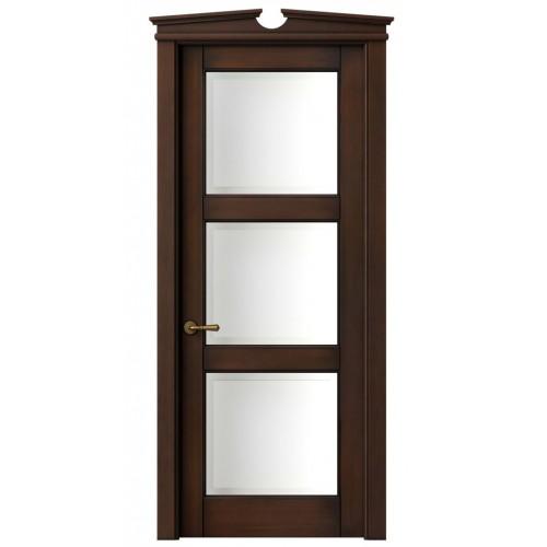 Дверь Toscana Plano 6310 Бук темный с патиной