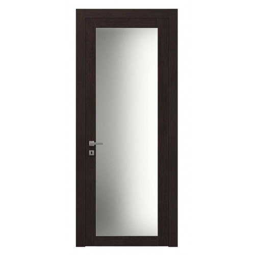 Дверь натуральный шпон 2102 Венге верт
