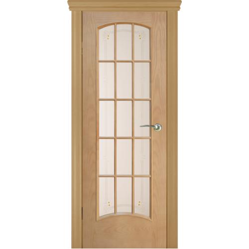 Дверь Варадор Экзотика - стекло