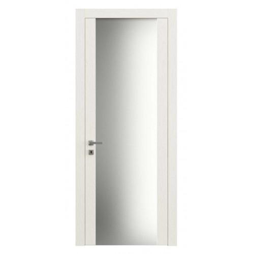 Дверь Planum 4114 Ясень Молочно-Белый верт