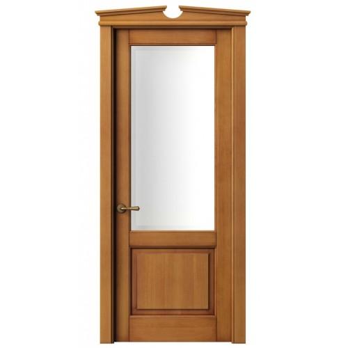 Дверь Toscana Plano 6302 Бук светлый с патиной