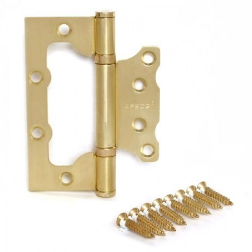 Аpecs 100*75 -2.5-B2-Steel-GM матовое золото