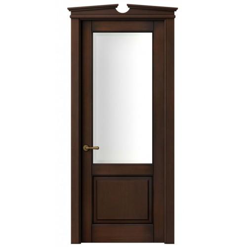 Дверь Toscana Plano 6302 Бук темный с патиной