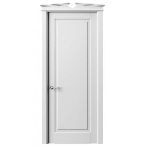 Дверь Toscana Plano 6301 Бук белоснежный