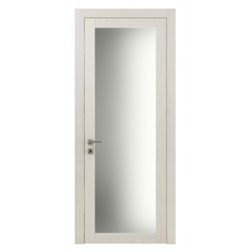 Дверь Planum Ciplex 2102 Молочный Ясень верт