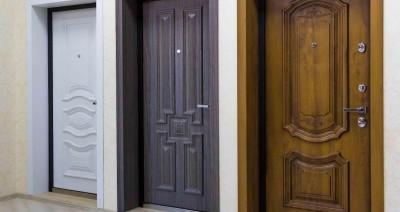 Отделка откосов входных дверей