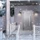 Алюминиевые двери Torex SNEGIR 100